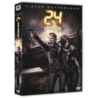 Pack 24: Vive otro día - DVD