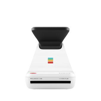Impresora fotográfica Polaroid Lab Blanco