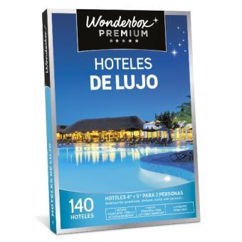 Wonderbox  2018 hoteles de lujo