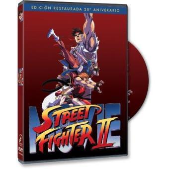 Street Fighter II - Blu-Ray