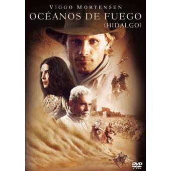 Océanos de fuego - DVD