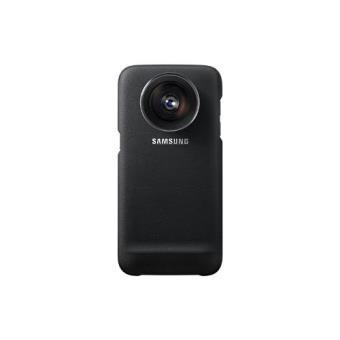Funda Samsung Lens Cover para Galaxy S7 Edge negra