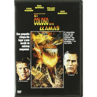 El Coloso en llamas - DVD