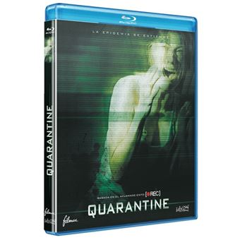 Quarantine - Blu-Ray