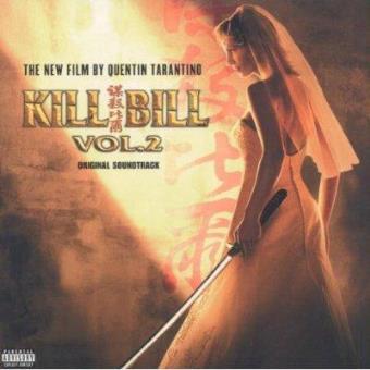 Kill Bill Vol. 2 B.S.O. - Vinilo
