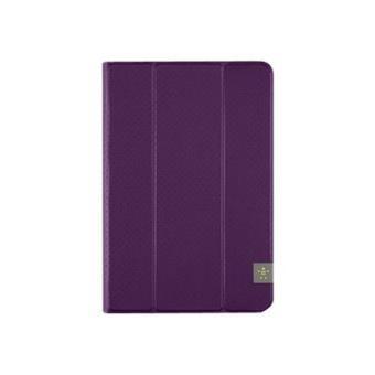 Funda Belkin Tri-fold Morado para iPad mini