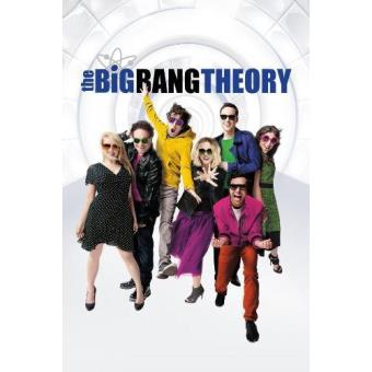 The Big Bang Theory - Temporada 10 - Blu-Ray