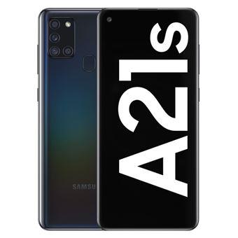 Samsung Galaxy A21s 6,5'' 64GB Negro