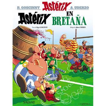 Astérix Nº 8 - Astérix en Bretaña