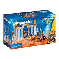 Playmobil The Movie Emperador Maximus en el Coliseo