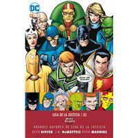Grandes autores de la Liga de la Justicia: Keith Giffen, J.M. Dematteis y Kevin Maguire