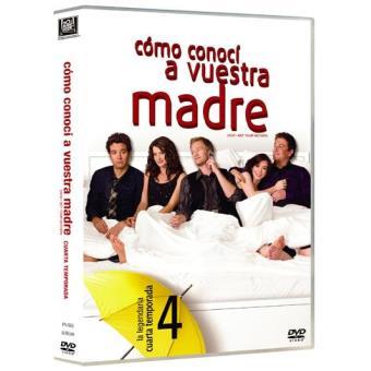 Cómo conocí a vuestra madre - Temporada 4 - DVD