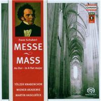 Mass in a-flat major d678