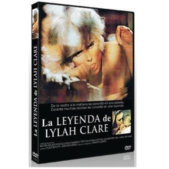 La leyenda de Lilah Clare - DVD
