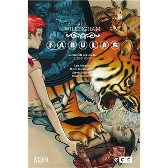 Fábulas: Edición de lujo - Libro 1 (4a edición)