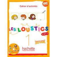 Les Loustics - A1.1 - Cahier d'activites + CD