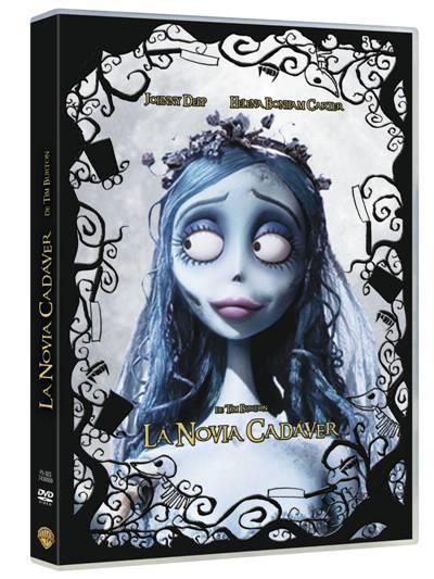 La novia cadáver - DVD