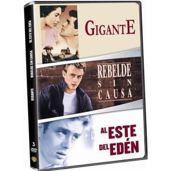 Pack James Dean - DVD