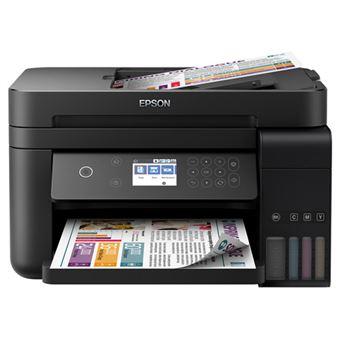 Impresora Multifunción Epson EcoTank ET-3750 Wi-Fi