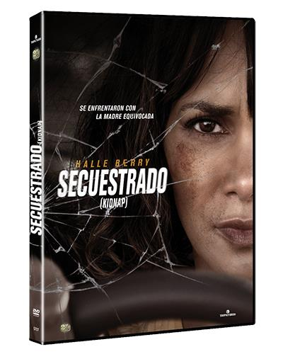 Secuestrado (Kidnap) - DVD