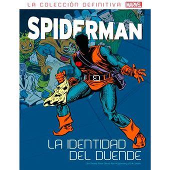 La colección definitiva - Spiderman 50 - La identidad del Duende