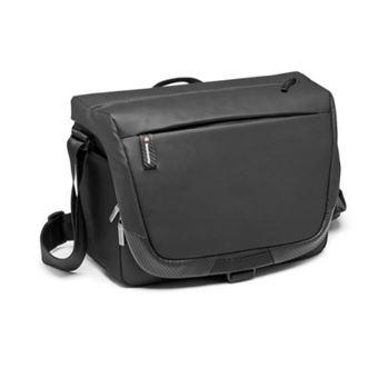 Bolsa Manfrotto Advanced2 Messenger Negro para cámara o portátil 14''