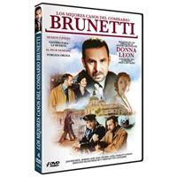 Los Mejores Casos Del Comisario Brunetti - DVD