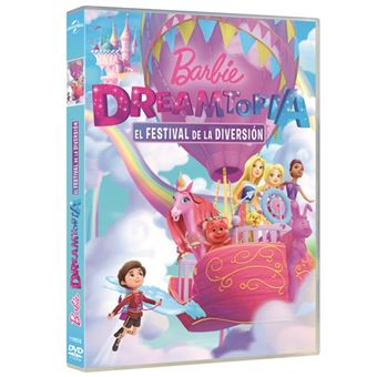 Barbie Dreamtopia : Festival of Fun - DVD