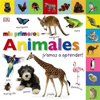 ¡Vamos a aprender!: Mis primeros animales