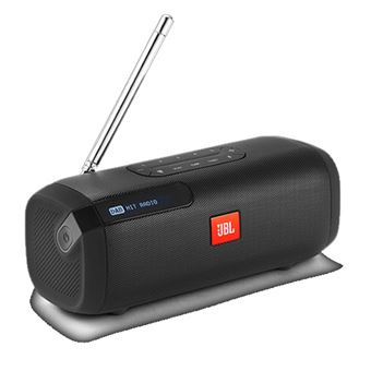 Altavoz Bluetooth Portátil JBL Tuner con radio DAB / FM Negro
