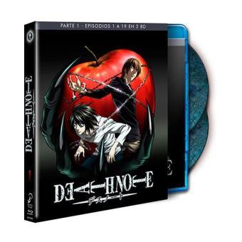 Death Note - Blu-Ray, Temporada 1