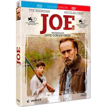 Joe - Blu-Ray + DVD