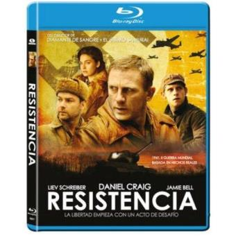 Resistencia - Blu-Ray