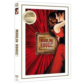Moulin Rouge (2001) - Colección Oscars - DVD