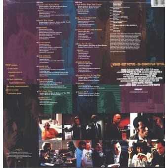 Pulp Fiction (Vinilo + Descarga MP3)