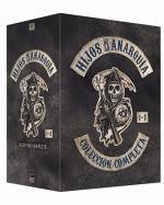 Hijos de la anarquía - Temporadas 1-7 - DVD