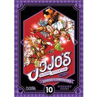 Jojo's bizarre adventure parte 4: nº 10
