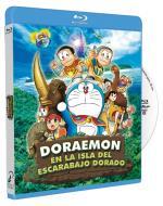 Doraemon. En busca del escarabajo dorado - Blu-Ray