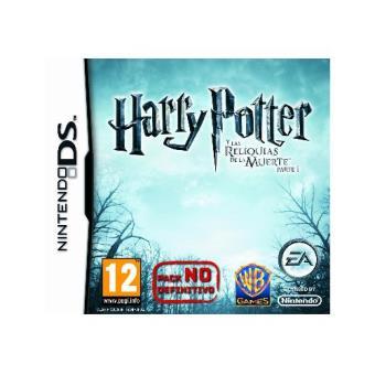 Harry Potter y las Reliquias de la Muerte 1 Nintendo DS