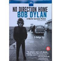 No Direction Home - A Martin Scorsese Picture - DVD