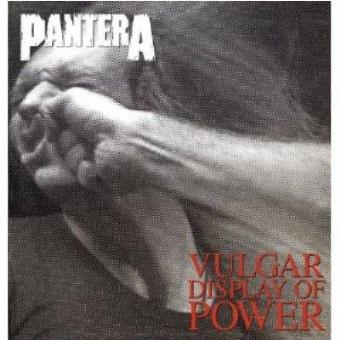 Vulgar Display Of Power + DVD