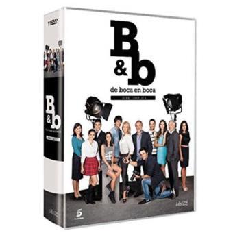 Pack B&b, de boca en boca (Serie completa) - DVD