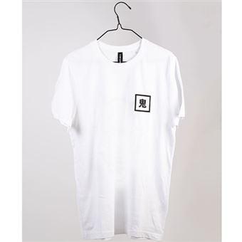 Camiseta Wismichu - Fantasmita Blanco Talla S
