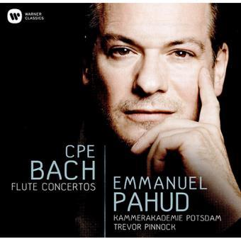 Cpe Bach Flute Concertos