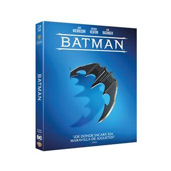 Batman  Ed Iconic - Blu-Ray