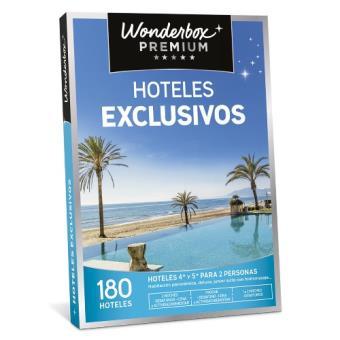 Caja Regalo Wonderbox - hoteles exclusivos