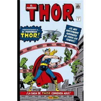 Marvel Gold. El Poderoso Thor Vol 1