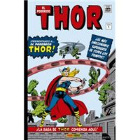 Marvel Gold. El Poderoso Thor Vol 1