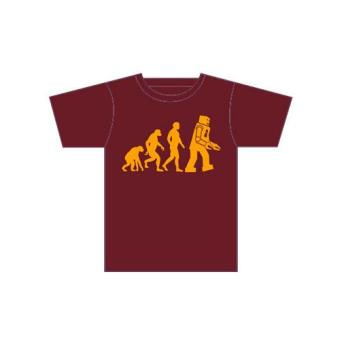 Camiseta Logical Evolution l