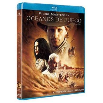 Océanos de fuego - Blu-Ray